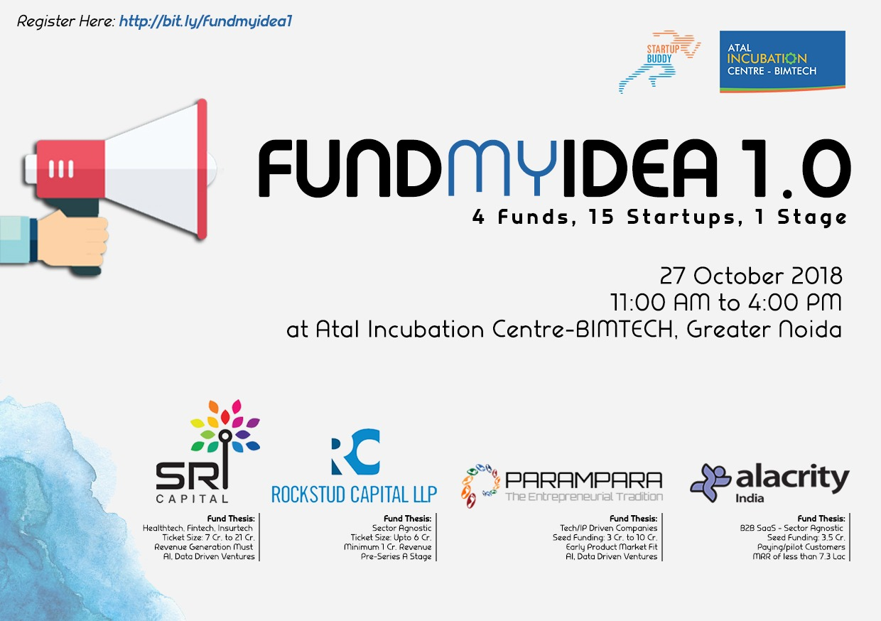Bridging the gap between Startups and Funds – eGrowth