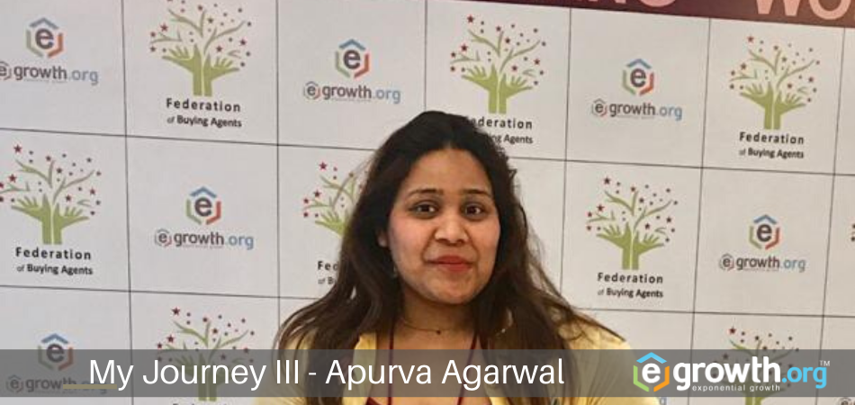 My Journey - Apurva Agarwal
