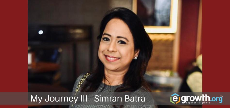 My Journey - Simran Batra