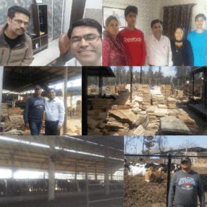 Hoshiarpur, February 2017