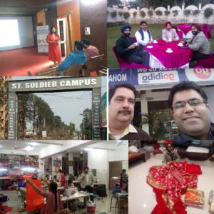 Patiala, Mohali, Jalandhar, Batala