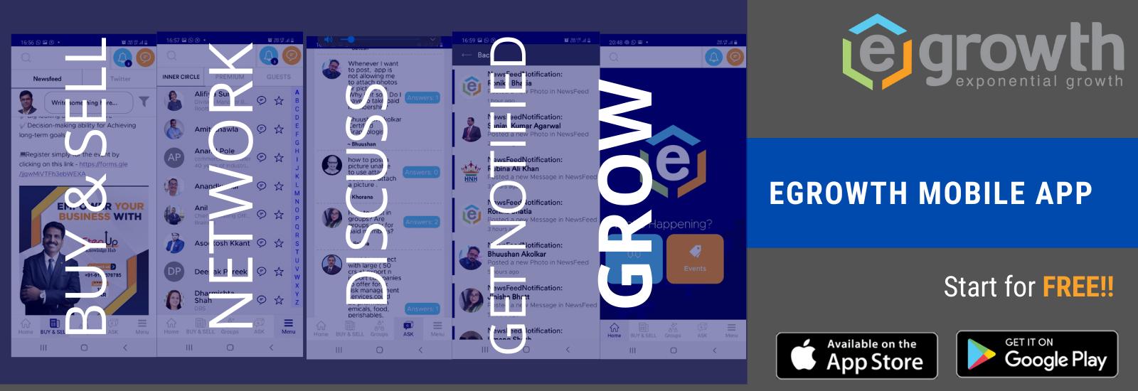 eGrowth App