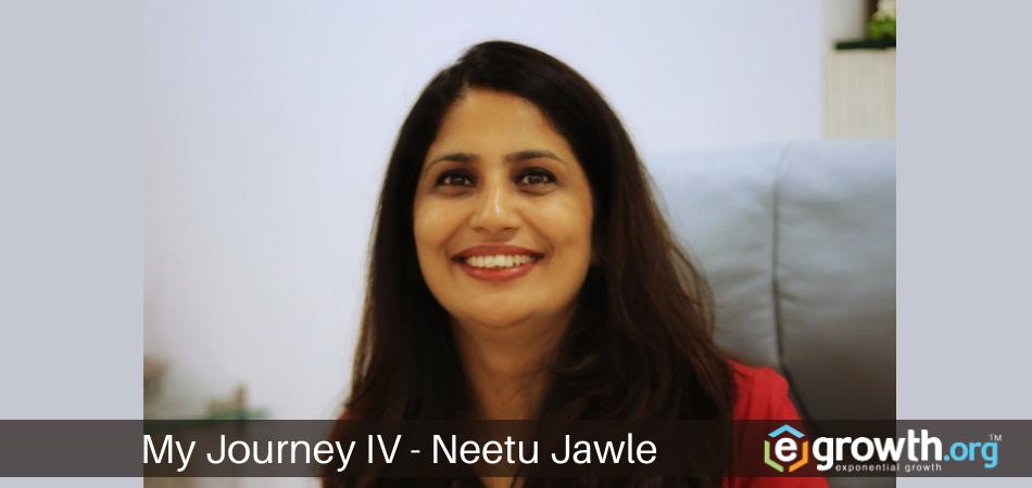 Neetu Jawle True Calling