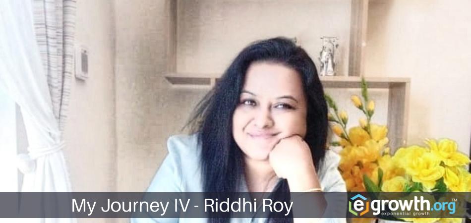Riddhi Roy